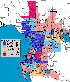 Bellingham Fluoride voting map